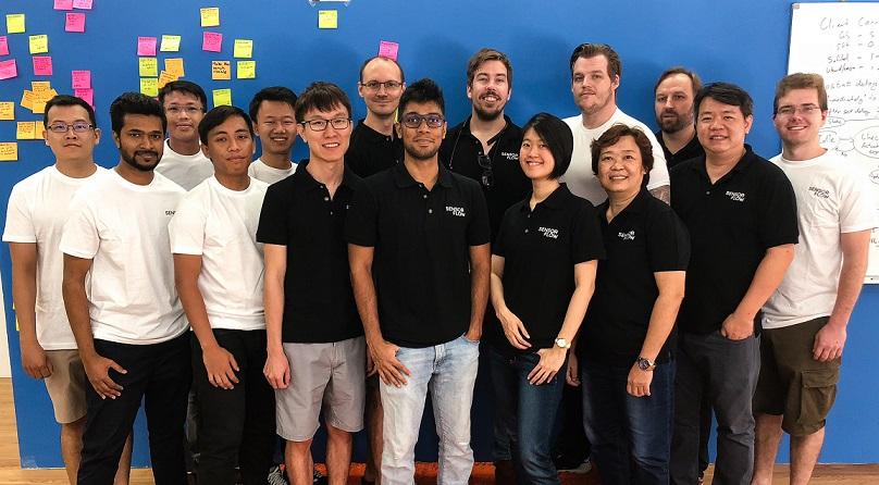 Sensorflow raises US$2.7 Mil in Series A funding
