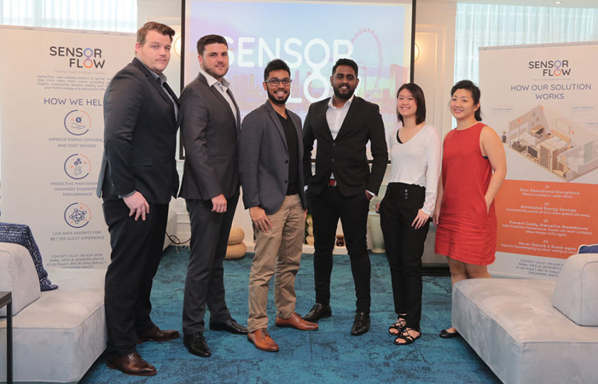 SensorFlow raises US$8.3m in Series A+ round